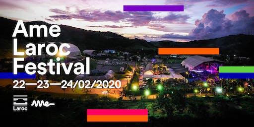 Cadastro -  Ame Laroc Festival 2020