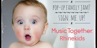 Music Together Pop-Up Family Jam