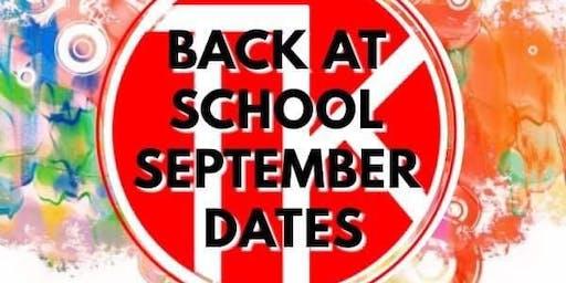 TeenKix September Dates- Athlone.