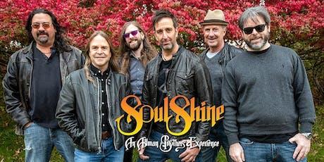 Soulshine tickets