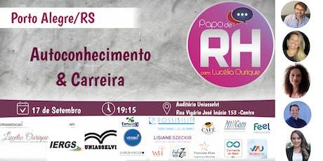 21º Edição do Papo de RH em Porto Alegre bilhetes