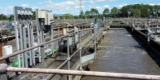 Falkirk Climate Week - Visit of Dalderse Sewage Works