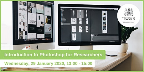 Introduction to Photoshop for Researchers tickets
