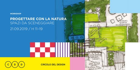 Workshop // Progettare con la natura biglietti