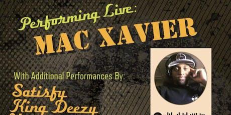 Dumb Records Presents: Mac Xavier tickets