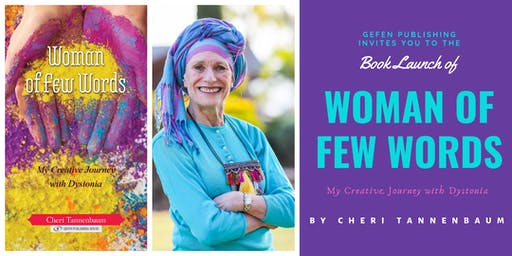 Woman of Few Words Book Launch