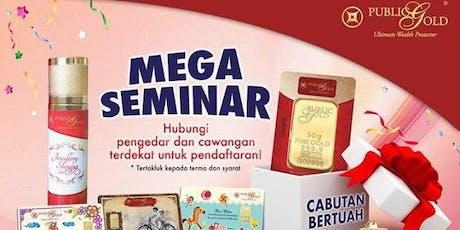 Gold Seminar Emas Kuching Branch 19/9/2019 tickets