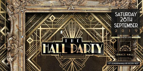 THE HALL PARTY tickets