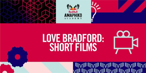 Love Bradford: Short Films with Special Guest Reggie Yates