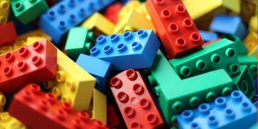 Build A Lego Library (Savick)