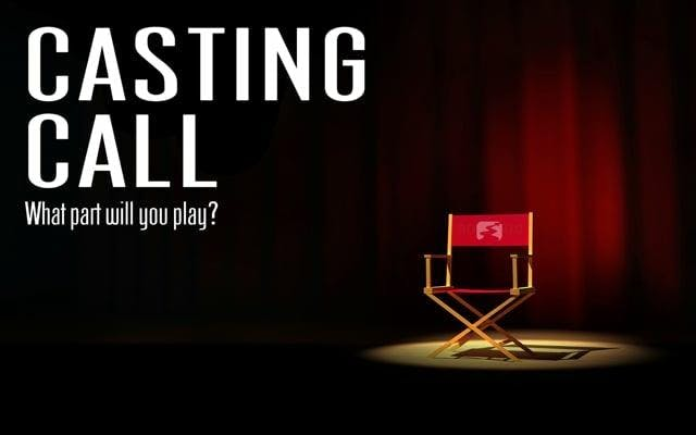Casting Reading Call!