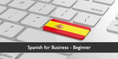 Spanish for Business - Beginner Level (October 2019)