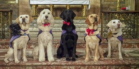 Canine Partners Bedfordshire Carol Service tickets