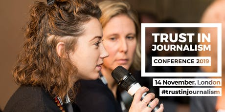 Trust in Journalism Conference 2019: 'The World of Independent Publishing' tickets