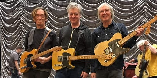 Masters of the Telecaster ft. G.E Smith, Jim Weider and Duke Levine