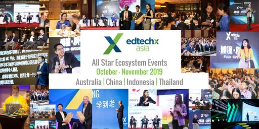 EdTechX Startup Pitch Competition - Shanghai
