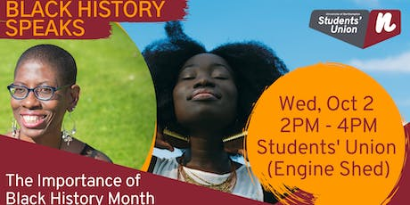 The Importance Of Black History Month - with Professor Donna Chambers tickets