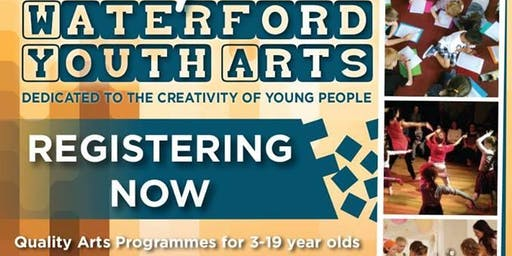 WatYouthArts Saturday Art Club (9-12 yrs)