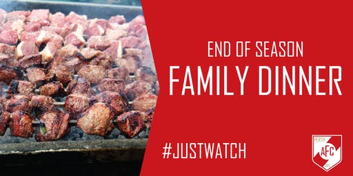 Perth AFC - Family/Club Dinner