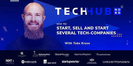 Start, sell and start several tech-companies tickets