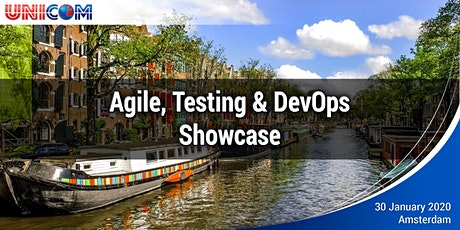 Agile, Testing and DevOps Showcase  tickets