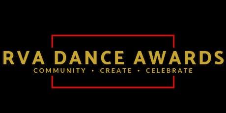 RVA DANCE AWARDS tickets
