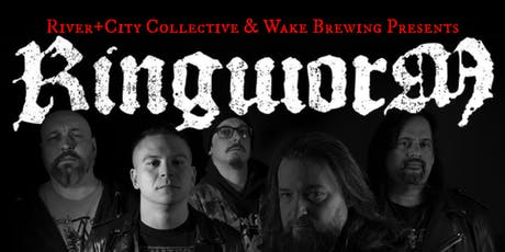RCC And Wake Brewing Presents: Ringworm tickets