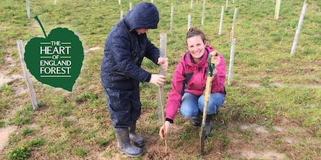 Family Tree Planting - Half Term Event tickets