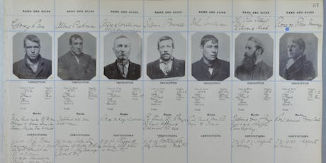 Family History: Crime, Criminals and Victims tickets