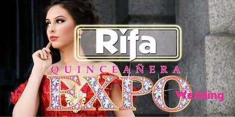 Red Barn Quinceanera Expo Rifa! (Raffle) tickets