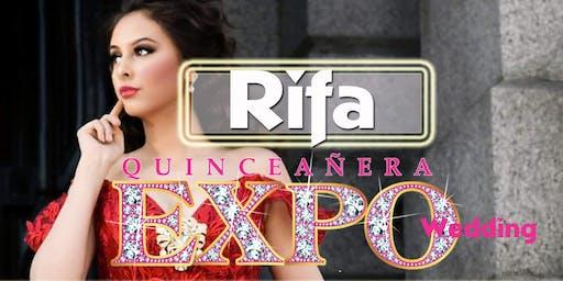 Red Barn Quinceanera Expo Rifa! (Raffle)
