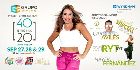 40 Is The New 20 By Laura Posada tickets