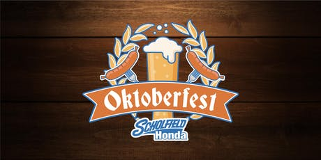 Scholfield Honda Oktoberfest! tickets