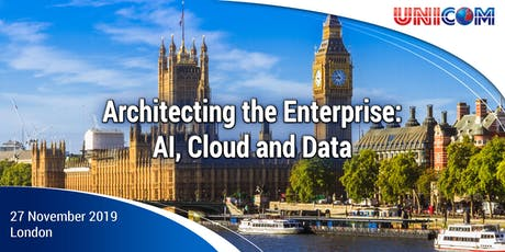 Architecting the Enterprise: AI, Cloud and Data  tickets