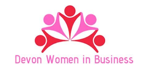 Devon Women in Business - Lunch October tickets