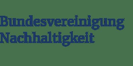 Bundespreis Nachhaltigkeit 2019 | Preisverleihung Tickets
