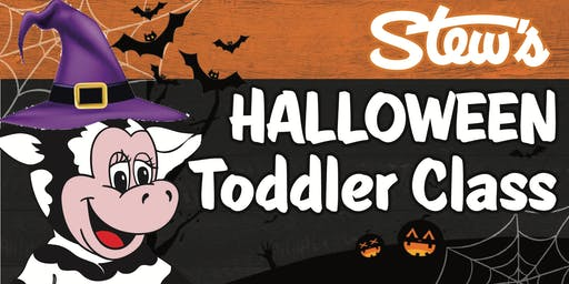 Spooky Sugar Cookie Toddler Class