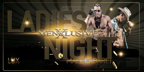 Ladies Night Out MenXclusive - Melbourne 25 JAN tickets