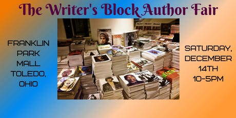 The Writer's Block Author Fair tickets