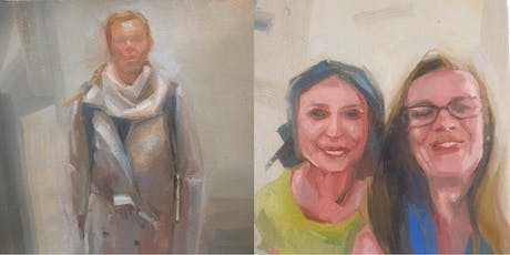 Your Daily Oil Sketch Workshop tickets
