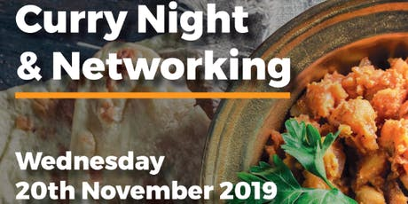 Curry Night & Networking tickets