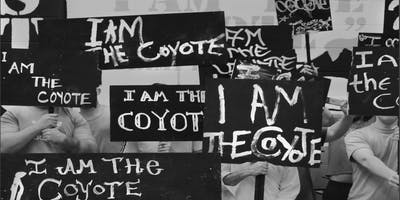 Viewing of 'I am the Coyote' rare books and archive material