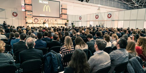 CMCX 2020 - Content-Marketing Conference & Exposition #CMCX