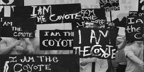 'I am the Coyote' Film Screening: Silent Scream (1990) tickets