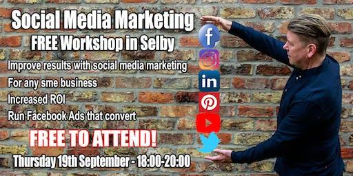 Social media marketing workshop