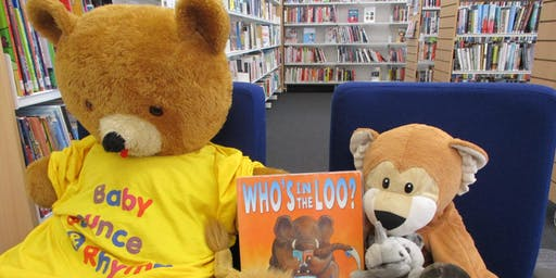 Interactive Storytime (Lostock Hall)