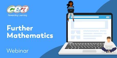 CCEA GCSE Further Maths Subject Support Webinar