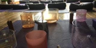 Alchemy Crystal Sound Bath - Colchester