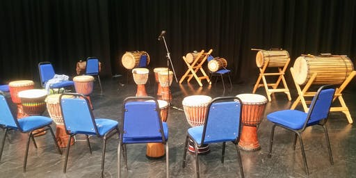 West African Family Drumming Workshops