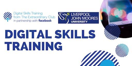 Digital Skills Training - LJMU Computer Science Department